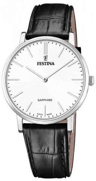 Zegarek Festina F20012-1 - duże 1
