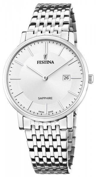Zegarek Festina F20018-1 - duże 1