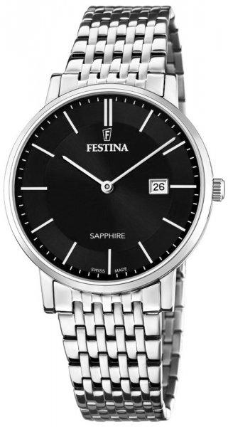 F20018-3 - zegarek męski - duże 3