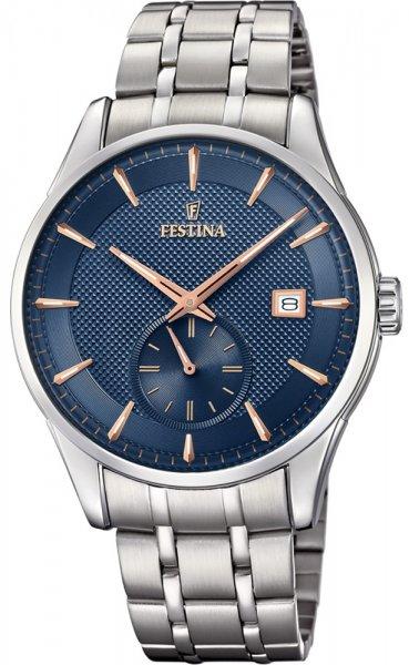 Zegarek Festina F20276-2 - duże 1