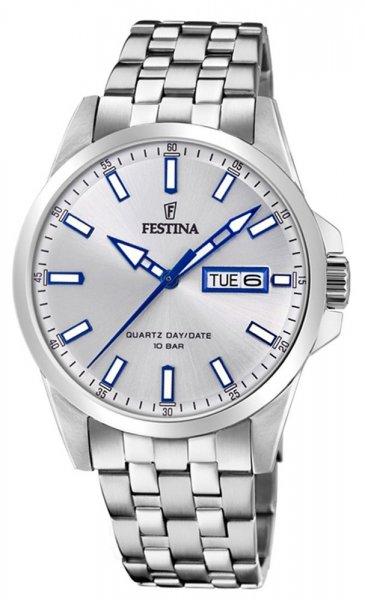 Zegarek Festina F20357-1 - duże 1
