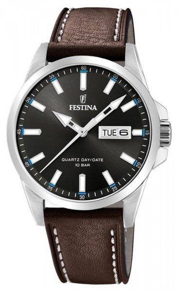 Zegarek Festina F20358-1 - duże 1