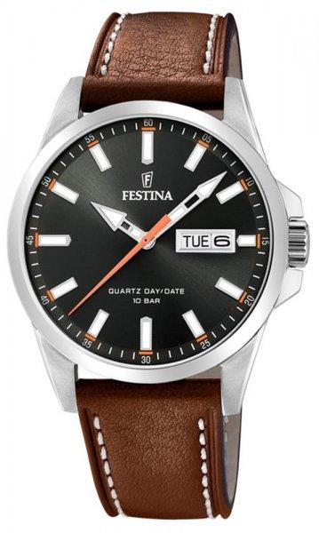 F20358-2 - zegarek męski - duże 3