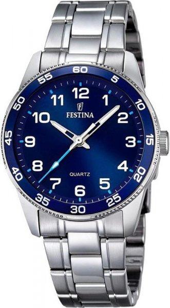 Zegarek dla chłopca Festina junior F16905-2 - duże 1