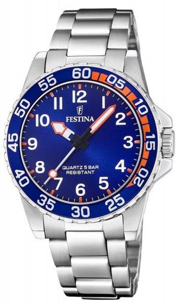 Zegarek Festina F20459-2 - duże 1