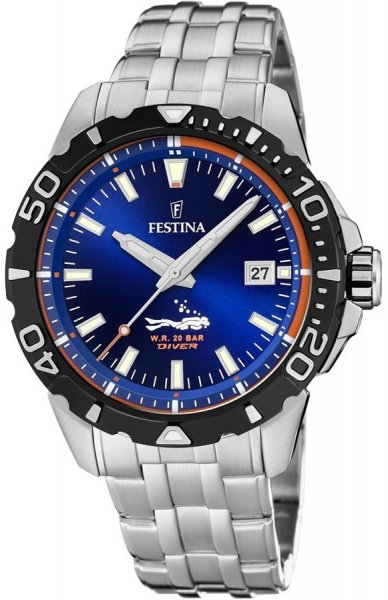 Festina F20461-1 Sport The Originals Diver 200m