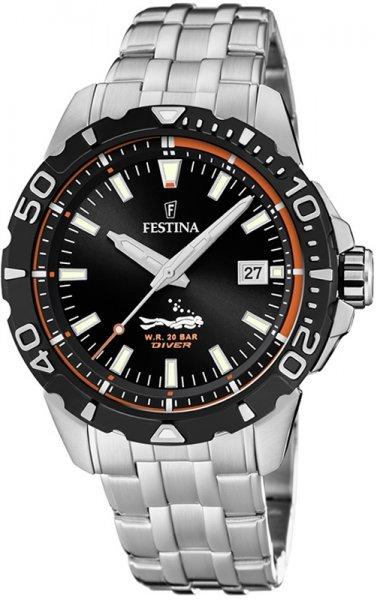 F20461-3 - zegarek męski - duże 3