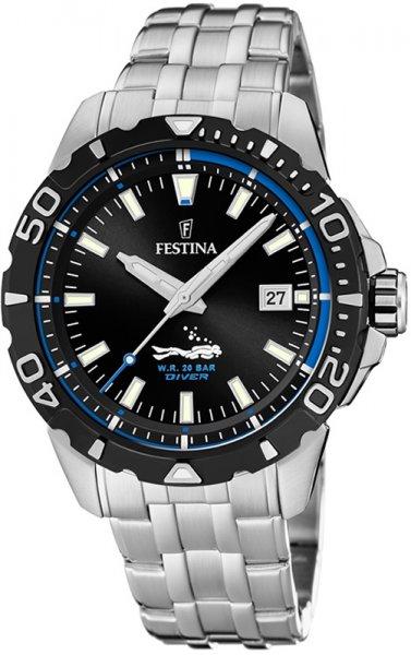 Zegarek Festina F20461-4 - duże 1