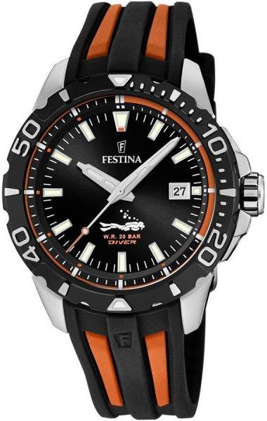 F20462-3 - zegarek męski - duże 3