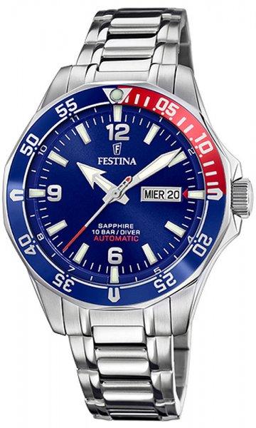 Festina F20478-2 Sport Diver Sapphire Automatic