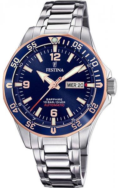 Festina F20478-3 Sport Diver Sapphire Automatic