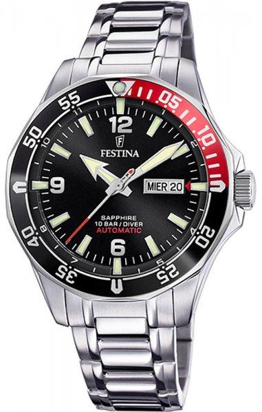 Festina F20478-5 Sport Diver Sapphire Automatic