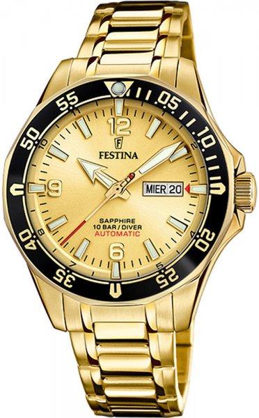 Festina F20479-1 Sport Diver Sapphire Automatic