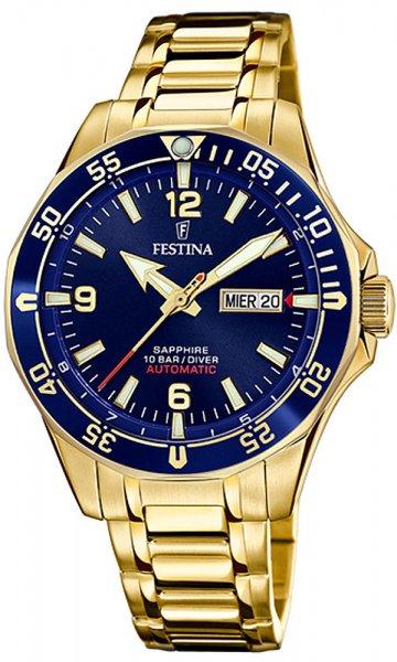 Festina F20479-2 Sport Diver Sapphire Automatic