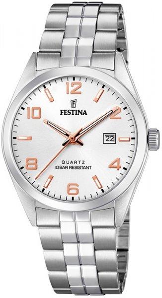 Zegarek Festina F20437-6 - duże 1