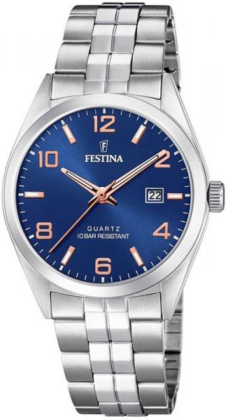 Zegarek Festina F20437-7 - duże 1