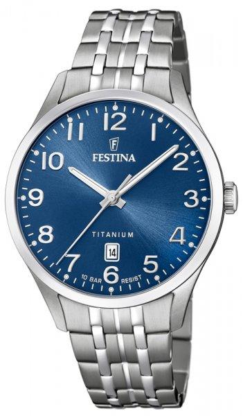 F20466-2 - zegarek męski - duże 3