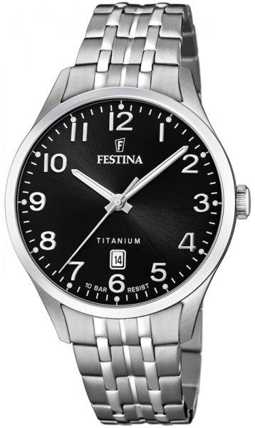 F20466-3 - zegarek męski - duże 3