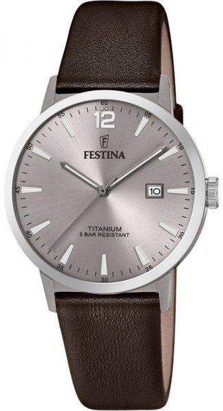 F20471-2 - zegarek męski - duże 3