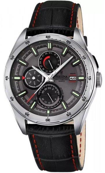 Zegarek Festina F16877-3 - duże 1