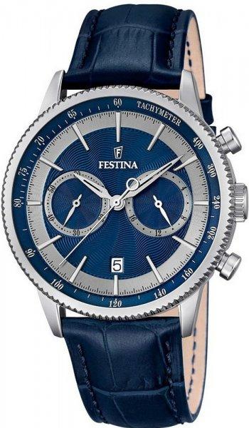 Zegarek Festina F16893-6 - duże 1