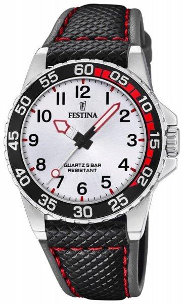 Zegarek dla chłopca Festina junior F20460-1 - duże 1