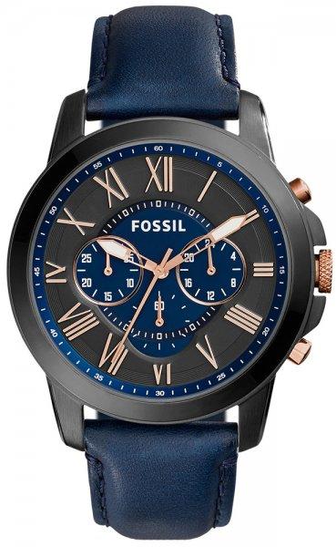 Zegarek Fossil FS5061IE - duże 1