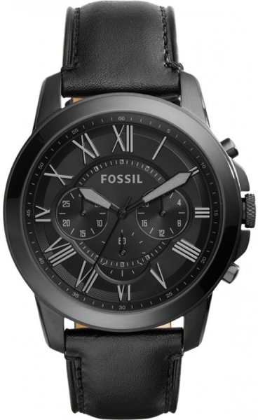 Zegarek męski Fossil grant FS5132IE - duże 1
