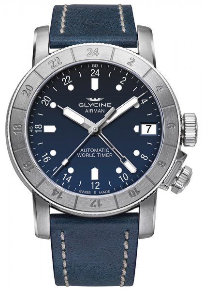 GL0060 - zegarek męski - duże 3