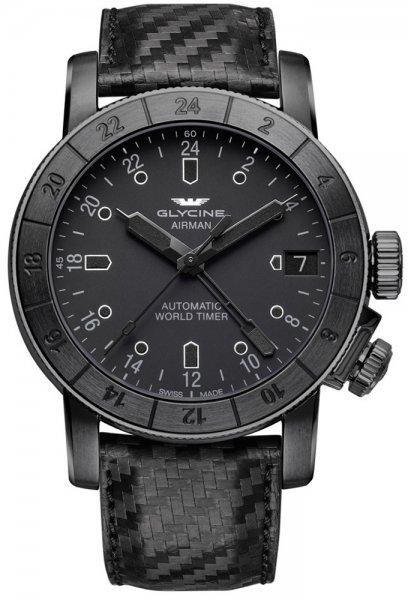 GL0169 - zegarek męski - duże 3