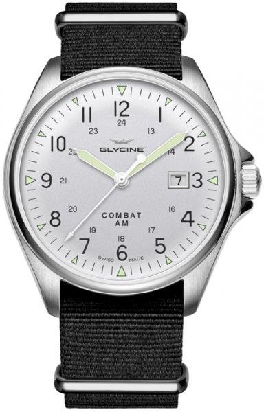 Zegarek męski Glycine combat GL0124 - duże 1