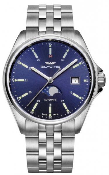 Zegarek Glycine GL0191 - duże 1