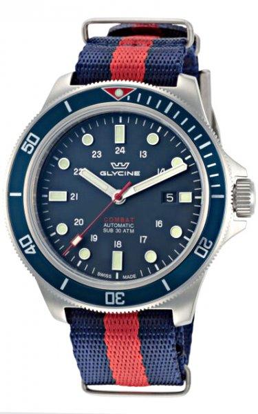GL0257 - zegarek męski - duże 3