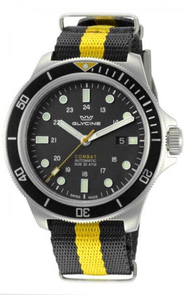 Zegarek Glycine GL0258 - duże 1