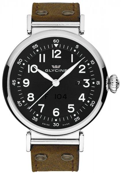 GL0126 - zegarek męski - duże 3