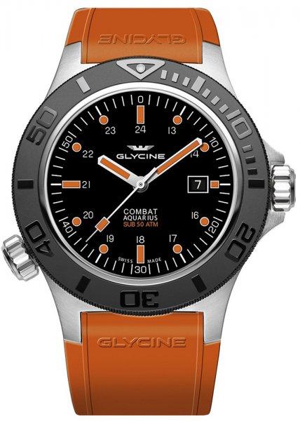 Zegarek Glycine GL0040 - duże 1