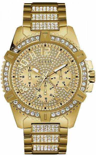 Zegarek Guess W0799G2 - duże 1