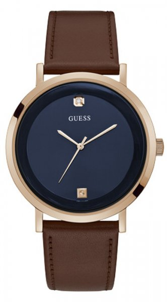Zegarek Guess GW0009G2 - duże 1