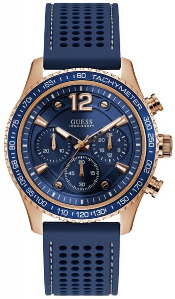 Zegarek Guess W0971G3 - duże 1