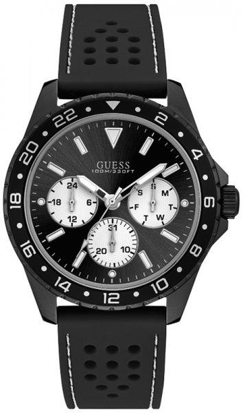 Zegarek męski Guess pasek W1108G3 - duże 3