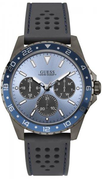 Zegarek Guess W1108G6 - duże 1