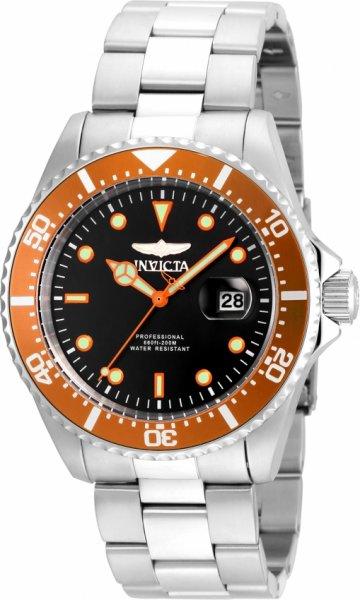 Zegarek męski Invicta pro diver 22022 - duże 1