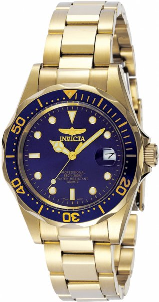 Zegarek Invicta PROFESSIONAL - męski  - duże 3