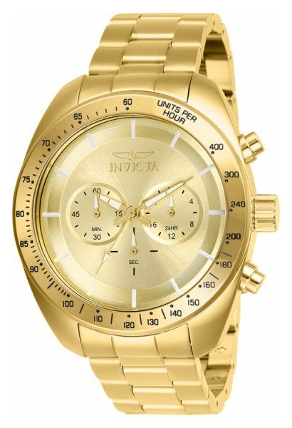 Zegarek męski Invicta speedway 28905 - duże 1