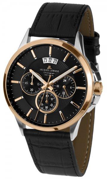 1-1542C - zegarek męski - duże 3