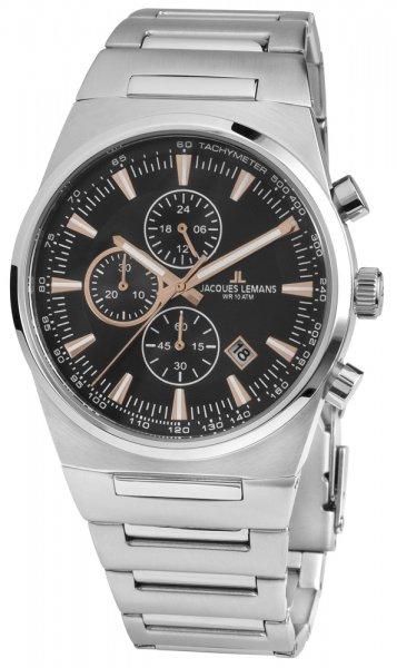 1-1734A - zegarek męski - duże 3