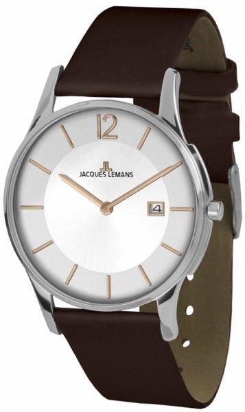 1-1850F - zegarek męski - duże 3