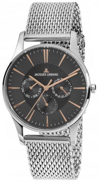 1-1929J - zegarek męski - duże 3