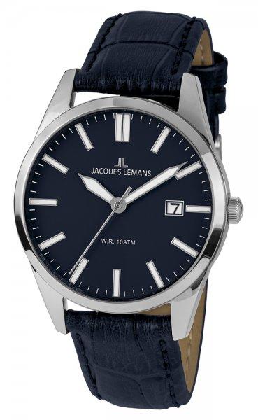 1-2002F - zegarek męski - duże 3