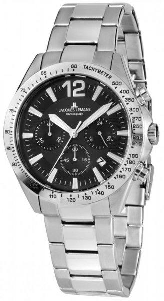 42-5D - zegarek męski - duże 3